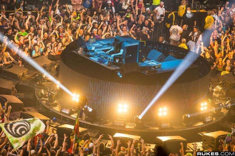 Bassnectar Rumbles and Rings in New Year on LMG's K1 System