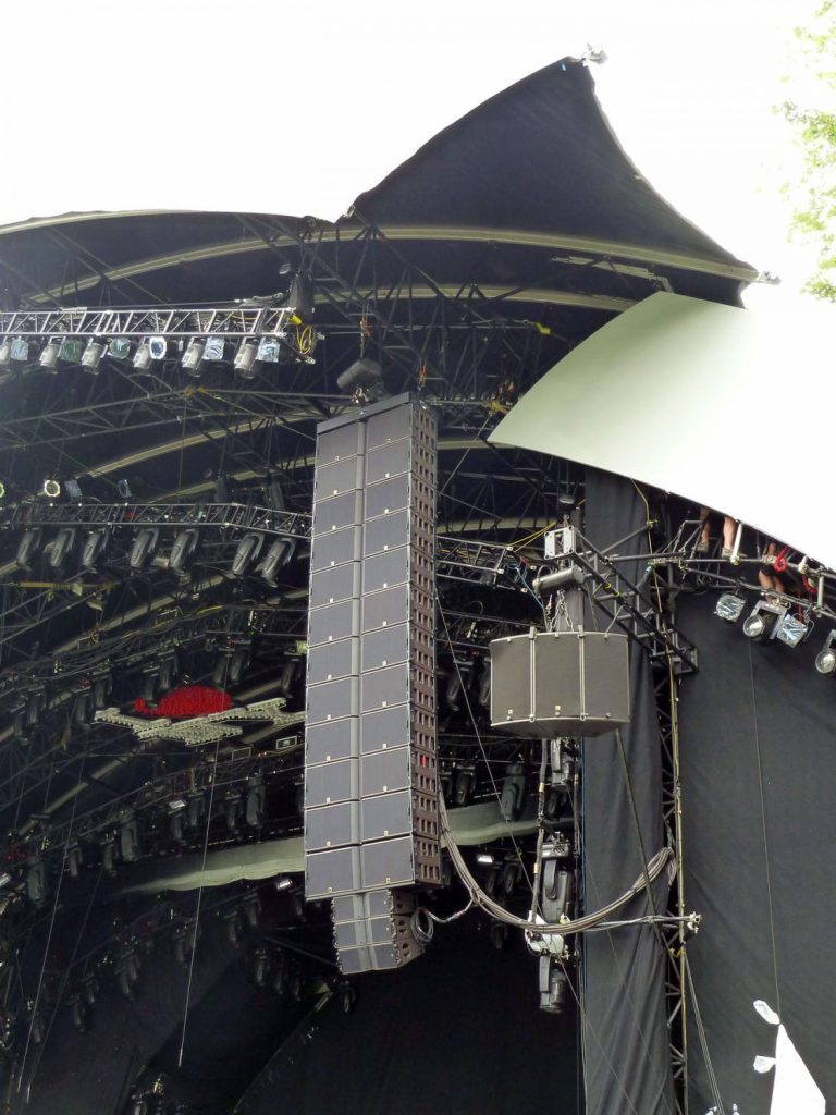Bocelli Storms NYC's Central Park With L-ACOUSTICS K1