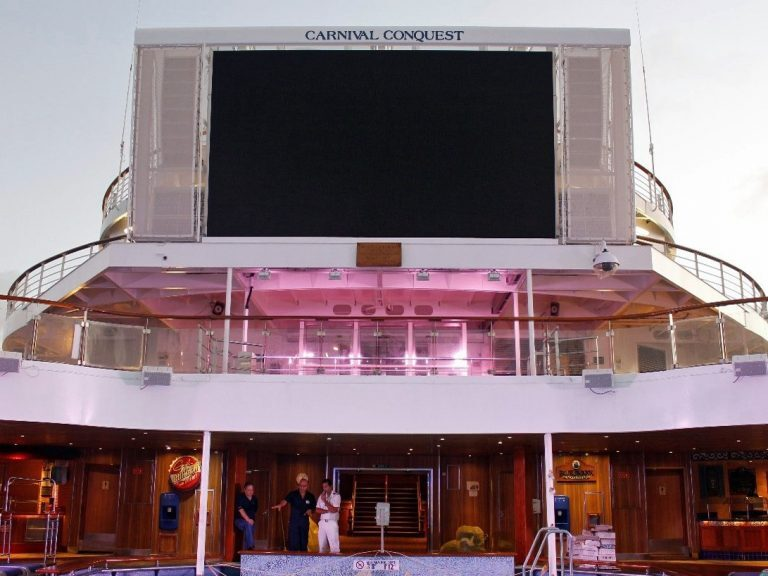 D.A.S. Audio Helps Keep the Festivities Up-tempo Aboard the Carnival Conquest