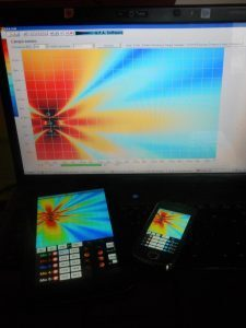 Ray-end: First Acoustical Simulation Software for Tablets and Phones
