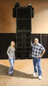 Ford Audio Drives Pacific Northwest's First L-ACOUSTICS KARA Rig