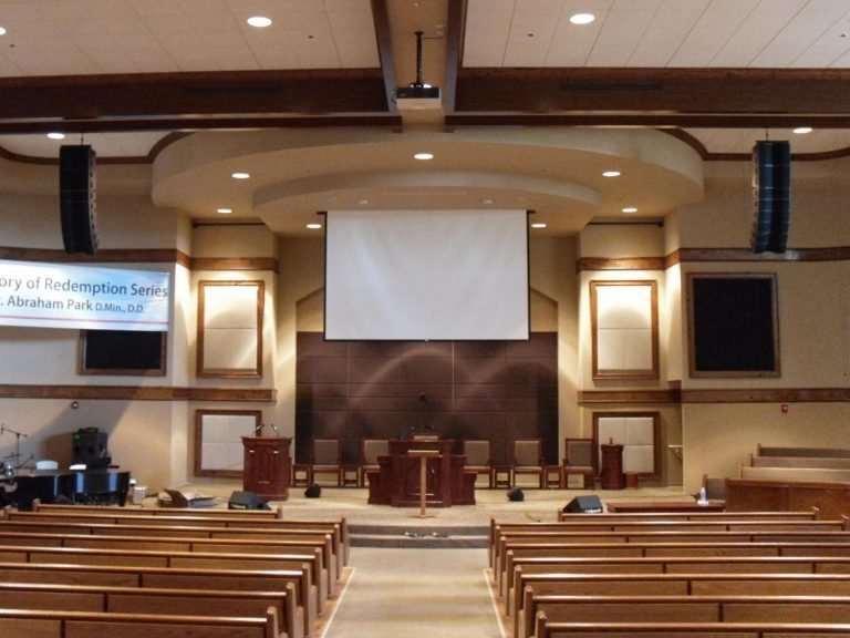 Orlando's Green Hill Church Upgrades with L-ACOUSTICS KIVA