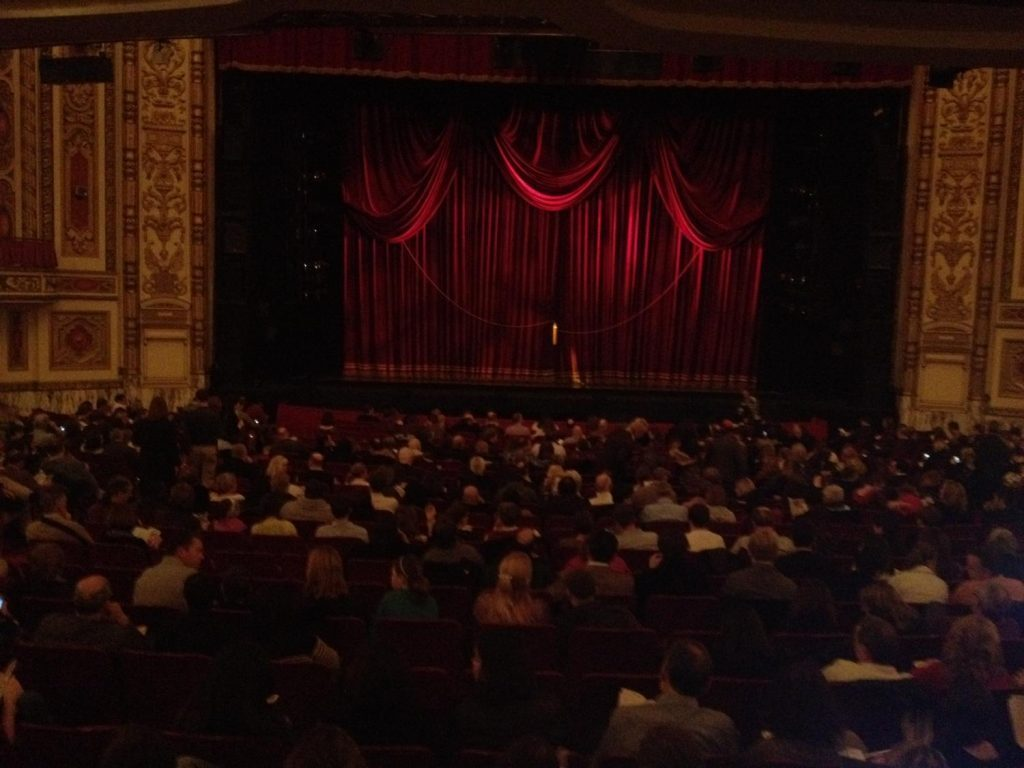 Addams Family Tour: Christmas in Chicago . . . sort of.
