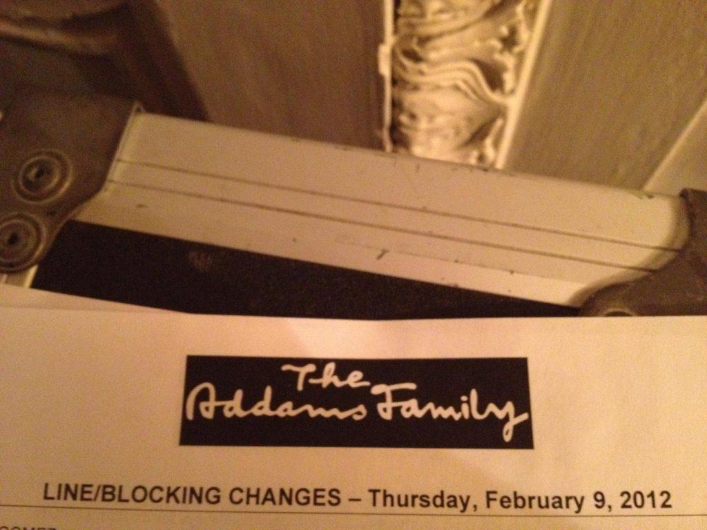 Addams Family Tour: Boston