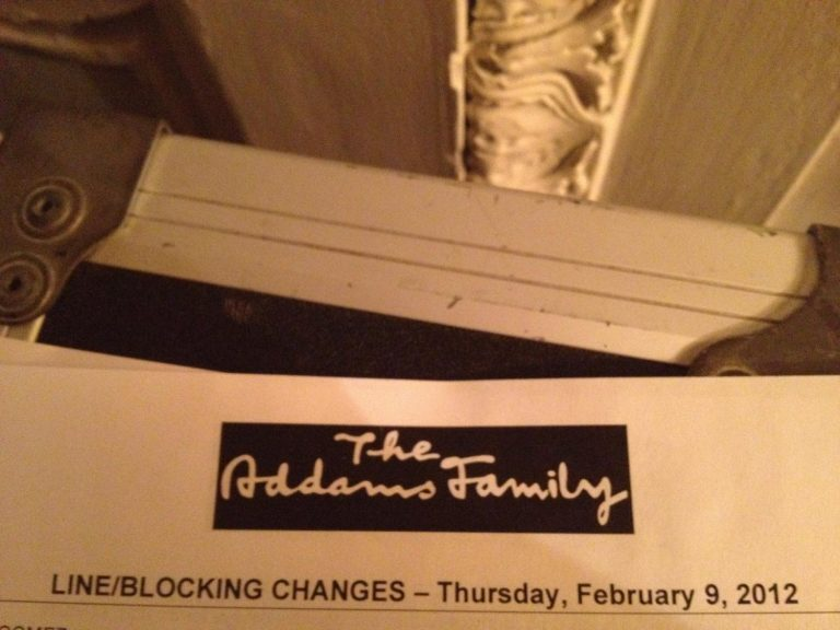 Addams Family Tour: Boston