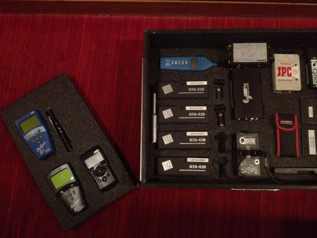 Addams Family Tour: System Tuning