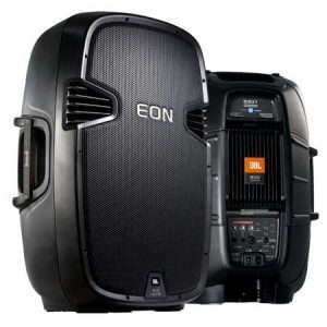 JBL Professional Introduces Its Best EON Loudspeaker Ever: The New EON515XT