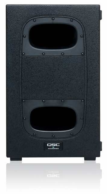QSC Introduces the Ultra-Compact KS112 Powered Subwoofer