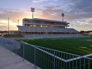 Fulcrum Acoustic Brings Big Sound to Texas High School Mega-Stadium