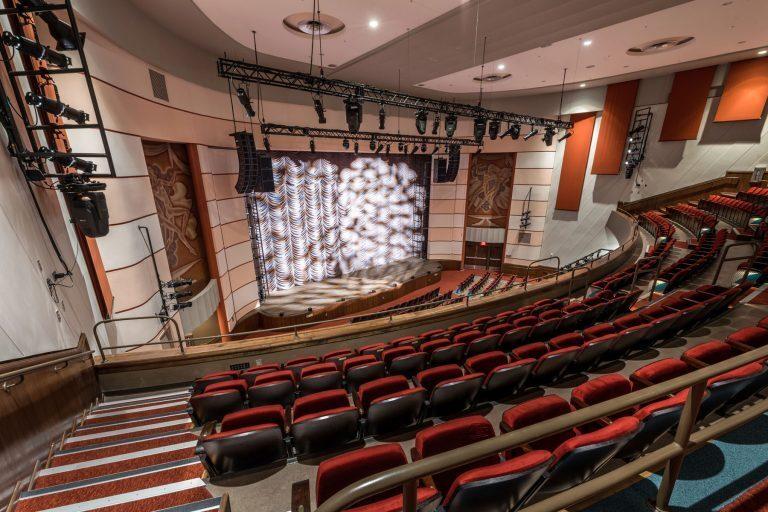 Augusta, Georgia's Landmark Miller Theater Reawakens with L-Acoustics