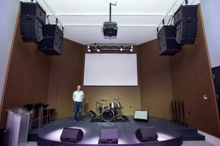 World's Largest Record Label Creates the Ultimate VIP Suite with L-Acoustics