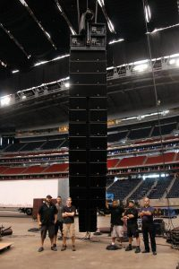 LD Systems Orders Massive L-ACOUSTICS System