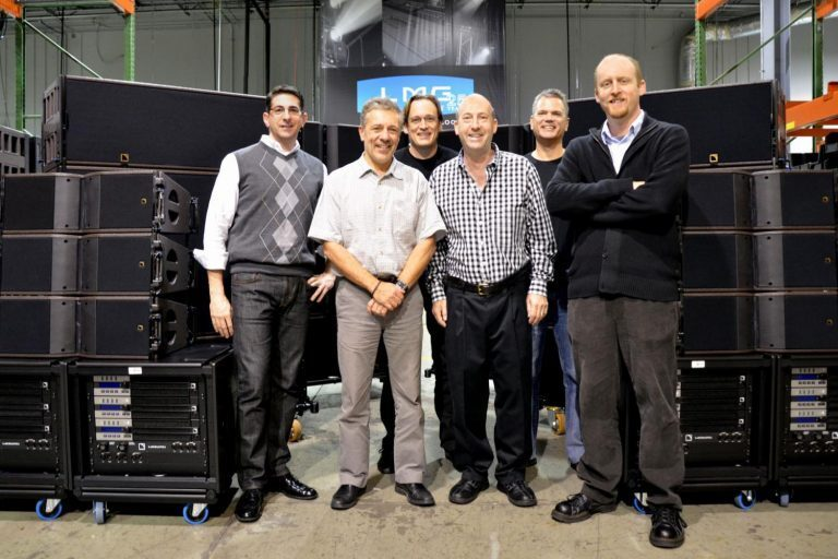 LMG Extends its L-ACOUSTICS Inventory with K1 System