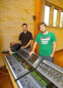 Cambridge Church Installs iLive
