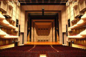 L-ACOUSTICS KARA Installed in Tokyo Concert Hall