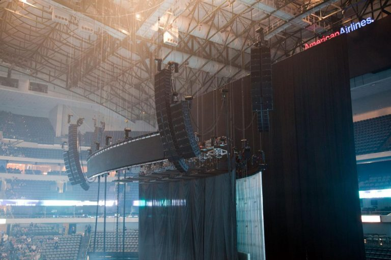 Radiohead Returns to the Road with L-ACOUSTICS