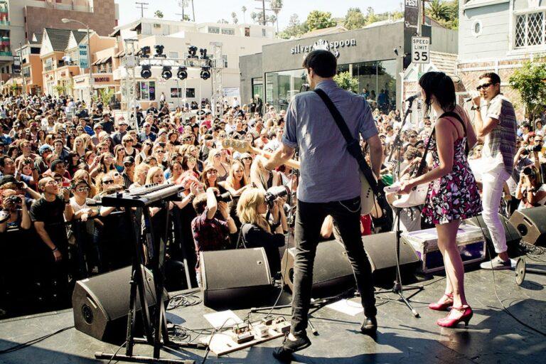 L-ACOUSTICS Tears Up the Sunset Strip