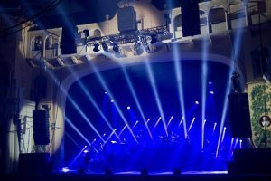 Britannia Row Productions takes L-Acoustics on tour with Sam Smith
