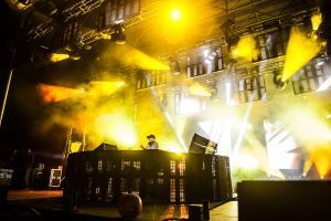 """Onstage Systems Supplies Audio for """"Something Wicked"""" Fest"""