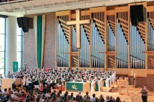 St. Andrews Lutheran Church Chooses Earthworks Choir Microphones
