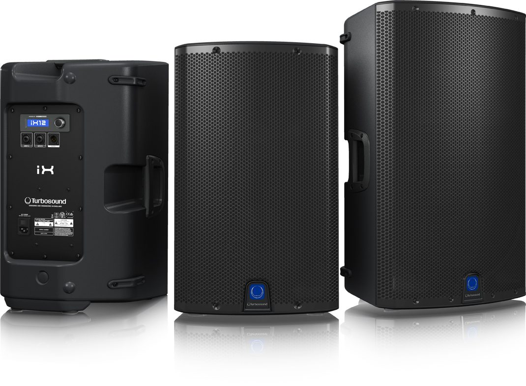 Turbosound Introduces iX Series – World's First Fully Remote ...