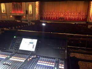 ML Sound Adds Yamaha CL5 to Tennessee Theatre