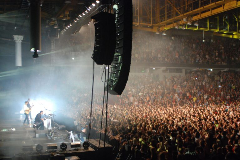 Thunder Audio Rolls and Roars with L-ACOUSTICS