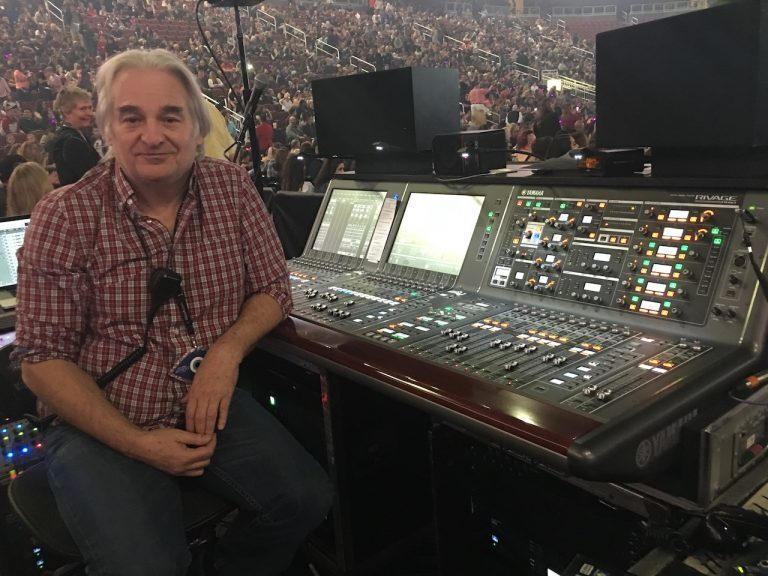 """Engineer for Katy Perry Tour Is A """"Witness"""" to Yamaha  RIVAGE PM10 Versatility"""