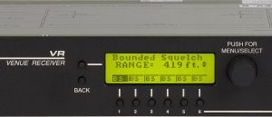 Lectrosonics Announces Bounded Squelch™ Feature for Digital Hybrid Wireless® Receivers