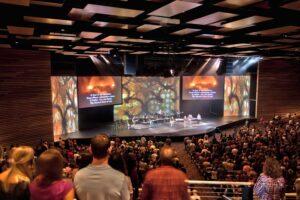 Watermark Community Church Gives Kudos to KUDO