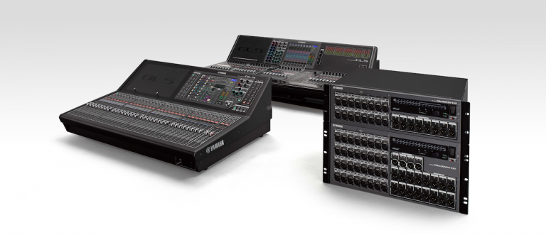 CL/QL Firmware Version 4.5 Available Soon:  Includes Support for Yamaha's new I/O Racks and the Audinate Dante Domain Manager