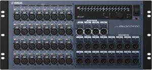 New Rio3224-D2 and Rio1608-D2 Dante Network I/O Racks with Enhanced Sound, Reliability, and Visibility