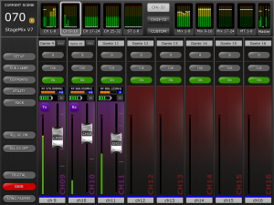 Yamaha CL/QL StageMix Version 7 Ready for Download