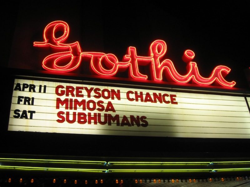 Starting up the Waiting 4 U Tour with Greyson Chance & Cody Simpson