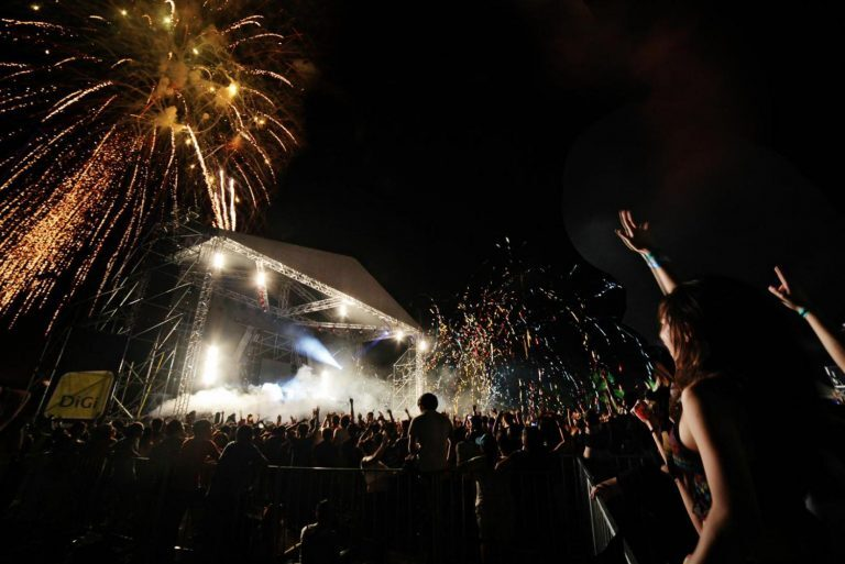 New Malaysian rental network agent D8 transforms F1 circuit into rave with L-ACOUSTICS