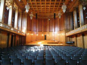 L-ACOUSTICS KIVA Installed into Historic German Concert Hall