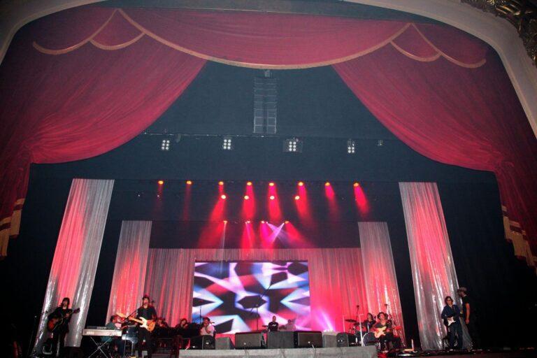 L-ACOUSTICS KARA sings for Erasmo Carlos in Brazil