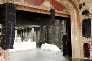 L-ACOUSTICS KARA installed in Norwegian National Theatre