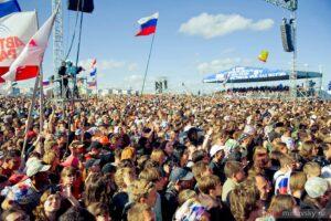 L-ACOUSTICS K1 rocks the Volga