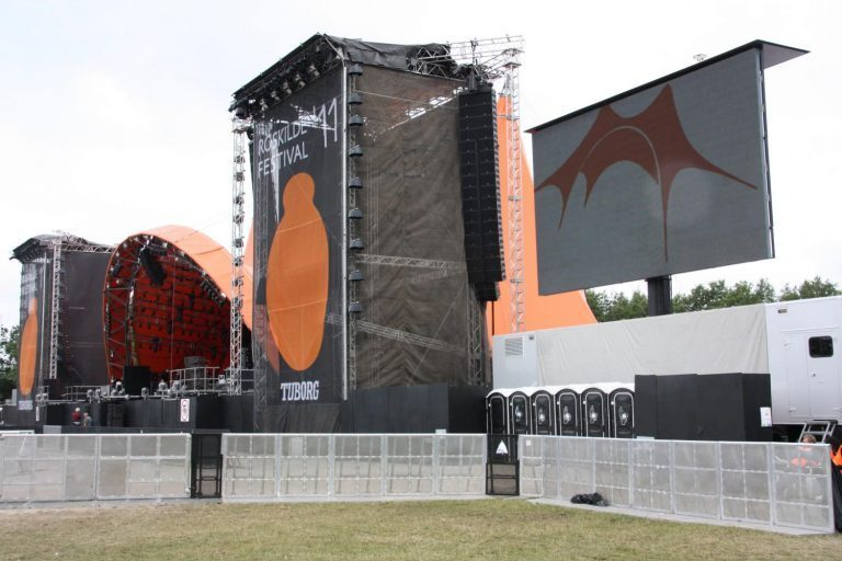Roskilde rocks with L-ACOUSTICS