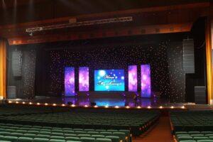 L-ACOUSTICS V-DOSC Installed Into Ukraine's Leading Concert Hall