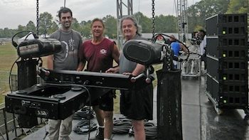 Loud & Clear, Mid-America Sound Team Up On L-Acoustics System