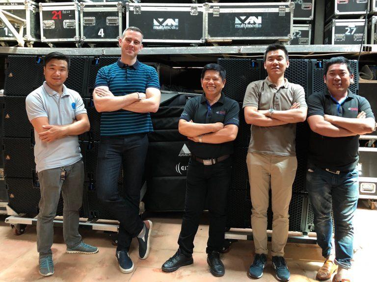 Adamson Welcomes Van Nghe Music Center as First Vietnamese E-Series Partner