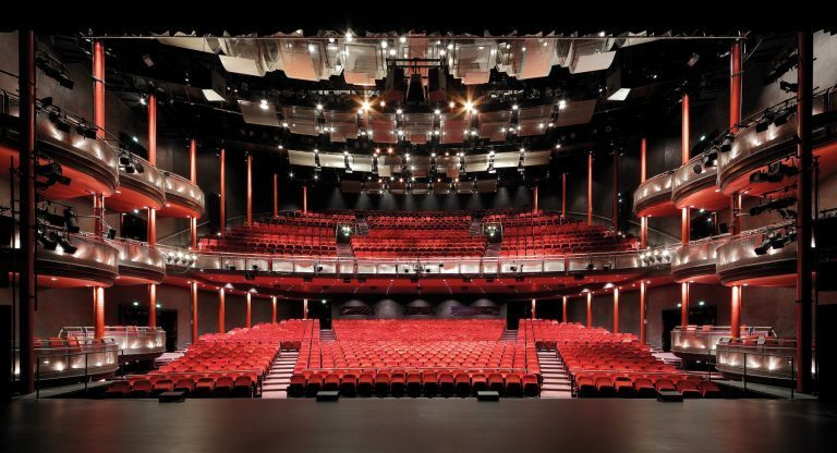 Alcons covers Theater at Marientor Duisburg