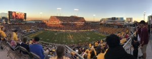 Sound Image And WJHW Outfit Arizona State Stadium With 46 EAW Anya