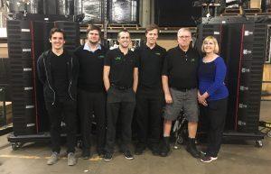 McNally Enterprises Adds EAW Adaptive And RADIUS To Inventory