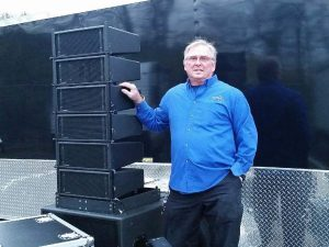 PreSonus® Commercial Division Loudspeakers Keep the Action Upbeat at NFL Pre-Game Party