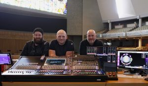 KLANG:fabrik 3D In-Ear Monitor Mixing Systems Raise Performance Levels at United Methodist Church of the Resurrection