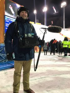 Field Audio Mixer Cal Moots Counts on Lectrosonics for the Winter Games in Pyeongchang