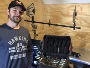 Production Sound Mixer Michael Clark Counts on Lectrosonics for Netflix Hit Series Stranger Things